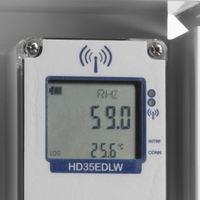 Buitencondities meten: RV, zonnestraling, windsnelheid en windrichting simpel integreren in PLC of GBS.