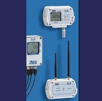 Draadloos meten en loggen: wireless loggers voor elk meetsignaal.