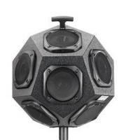 Omnidirectional soundsource for building acoustics