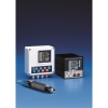 DO9785T - pH or mV transmitter, completely configurable, panelmounted, output 4...20mA insulated.