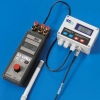 HD2047 - Simulates 24 fixed values of a Pt100 sensor in the range ÂÂÂÂÂ?100°C .. +500 °C. Displays ohm, mA or mV.