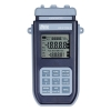 HD2103.2 - Anemometer-Thermometer for air speed measurement which use hot-wire or vane probes, for temperature Pt100 sensor with SICRAM module.