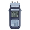 HD2114, HD2134, HD2164 serie - Series portables: manometers, pressure 20mBar -to 500 Bar. Combined temperaturemeasurement. With or without datalogger, USB.
