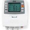 HD2817 - Temperatuur en luchtvochtigheid meten in kanalen. Transmitter en Datalogger, Grafisch display, RS485, analoge uitgangen, met/zonder contacten.