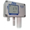 HD35EDW1NBTV - Logging instrument - wireless series: CO2, RV, temperature. Low temperatures, outside measurement.