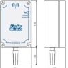 HD35EDW1NTV  - Wireless datalogger: Temperature, humidity, dewpoint (rugged version)