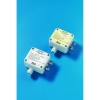 HD408T- HD4V8T - Verschildruktransmitter/ Relatieve druk transmitters. Ranges: -10/10 mBar tot -2000/2000 mBar. 4-20mA of VDC uitgang. Aansluiting dmv slang 5mm.