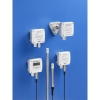 HD49 - Transmitter series: Temperature, Relative Humidity, Dewpoint in several combinations. Wallmount or in-situ, several lengths available. Passive output 4-20mA. Power supply 12-40VDC.