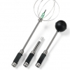 HP3217.2 - RH en combi temp. probe. Capacitive RH sensor, Pt100 °C sensor. Probe Ø 14 mm, 150 mm. Sircam. Voor PMV meting.