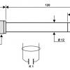 SPTKI10 - Industrial conductivity probe