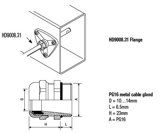 hd49 transmitter series  temperature  relative humidity